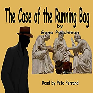 The Case of the Running Bag Audiobook