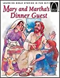 img - for Mary and Martha's Dinner Guest - Arch Books book / textbook / text book
