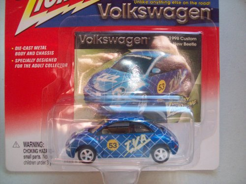 Johnny Lightning Volkswagen 1998 Custom New Beetle - 1