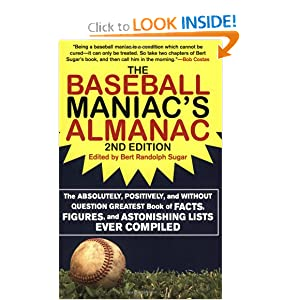 Download book The Baseball Maniac's Almanac: The Absolutely, Positively, and Without Question Greatest Book of Facts, Figures, and Astonishing Lists Ever Compiled ... Almanac