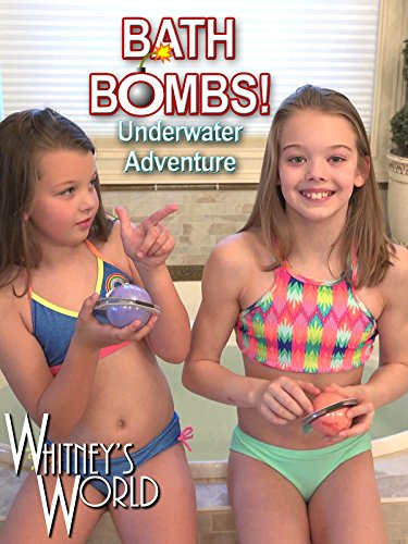 Bath Bombs Underwater Adventure
