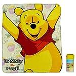Winnie the Pooh - Fleece Blanket - Si...