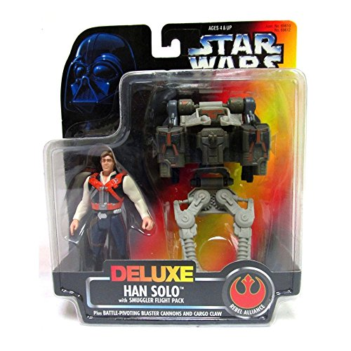 Star Wars Deluxe Han Solo Star Wars Set