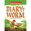 Diary of a Worm... and Four More Great Animal Tales (Scholastic Video Collection)