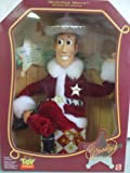 Toy Story Holiday Hero WOODY Doll