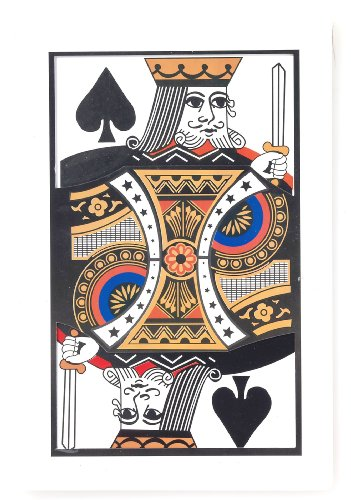 Forum Novelties Jumbo Disappearing Card Trick Magic Set