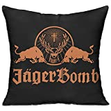 Susan H Germany First Alcohol Beverages Drinks Sofa Throw Pillows 1818 Contain Inner For Warm Cozy