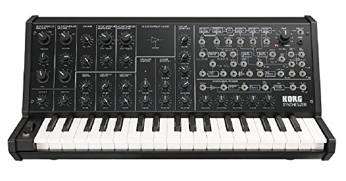 Korg MS20 Mini Semi-Modular Analog Synthesizer (Analog Modular Synth compare prices)