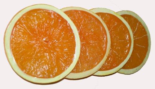 Orange Slices - Faux Fake Fruit Food 3