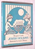 Jewish Holidays (003039936X) by Cuyler, Margery