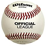 Wilson A1050B Baseball 1 Dozen (Practice Baseball)