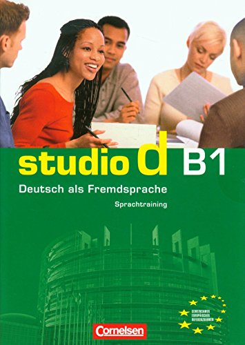 Studio D: Sprachtraining B1 (German Edition)