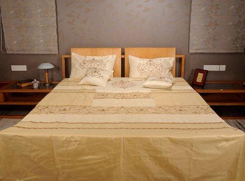 Opiniones de patch cama doble y cama colcha de seda for Cama de 54 pulgadas