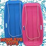 Pack of 2 'Snow Speeder' Plastic Sled...