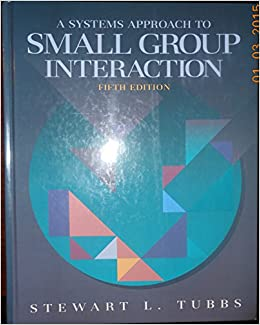 essay group interaction small stewart tubbs Essay group interaction small stewart tubbs, sos homework help, fair price essay posted by on mar 14, 2018 in uncategorized | 0 comments.