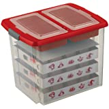 Christmas Decorations Storage Box - Largeby store