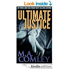 Ultimate Justice (Justice series Book 6)