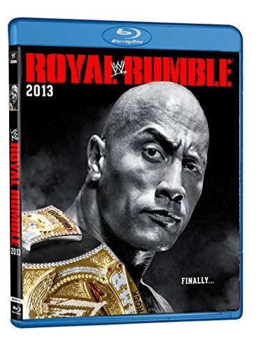 Wwe: Royal Rumble 2013 [Blu-ray] [Import]