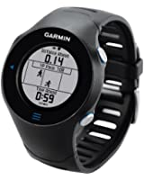 Garmin Forerunner 610 Touchscreen GPS Watch, Black