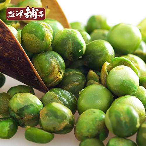 Yan Jin Pu Zi Fried Green Peas (Original, 25 pack) (Chinese Food Corn compare prices)