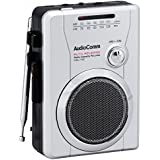 OHM Electron AudioComm AM/FMラジオカセット CAS-710Z
