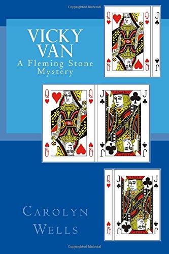 Vicky Van: A Fleming Stone Mystery