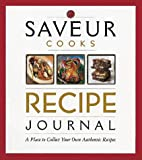img - for Saveur Cooks Recipes Journal book / textbook / text book