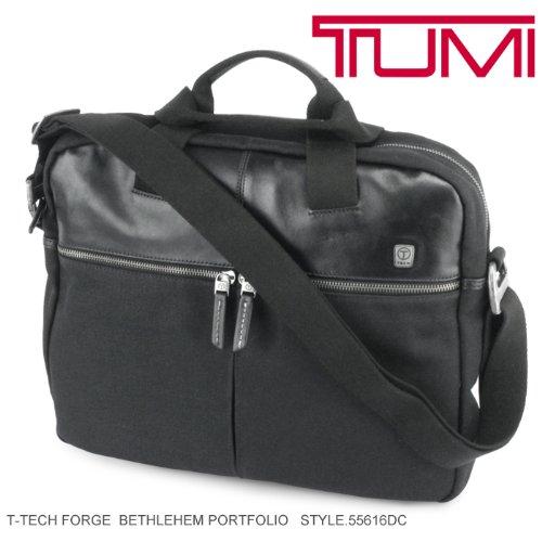TUMI(トゥミ) ビジネスバッグ 55616DC ブラック T-TECH FORGE BETHLEHEM PORTFOLIO ティーテック フォージ ベスレヘム ポートフォリオ ブリーフケース 並行輸入品