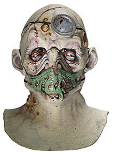 Dr. Death Adult Halloween Mask (B285)