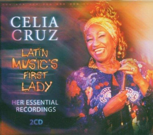 CELIA CRUZ : LATIN MUSICS FIRS