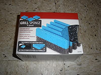 George Foreman GFSP3 Sponges, 3-Pack