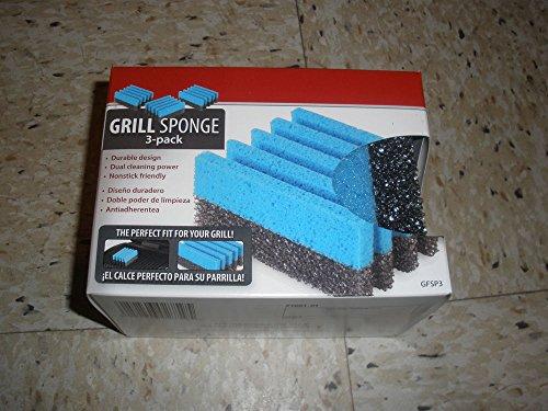 george-foreman-gfsp3-sponges-3-pack
