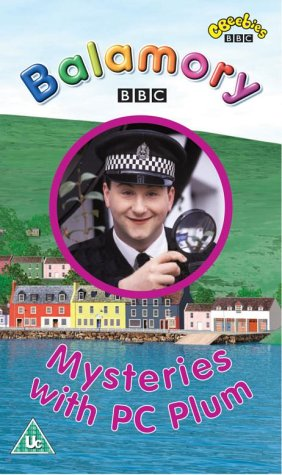 Balamory: Mysteries With PC Plum [VHS] [2002]