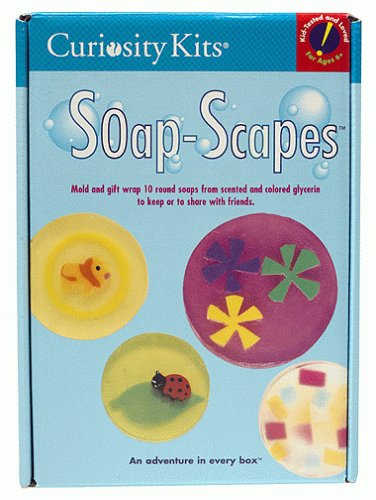 Curiosity Kits Soap-Scapes