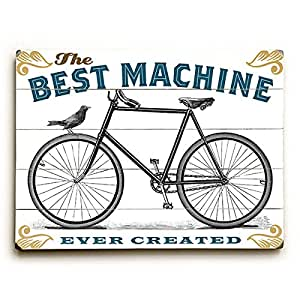 Best machine bicycle by artist michael dexter 12 x16 for 70 bike decoration