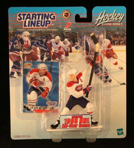 Starting Line up Hockey 2000-2001 Saku Koivu: Montreal Canadiens