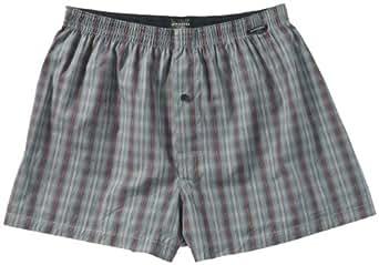 Schiesser - Pantalon de Pyjama - Homme - Gris (200-Grau) - FR : 56 (Taille fabricant : XL)