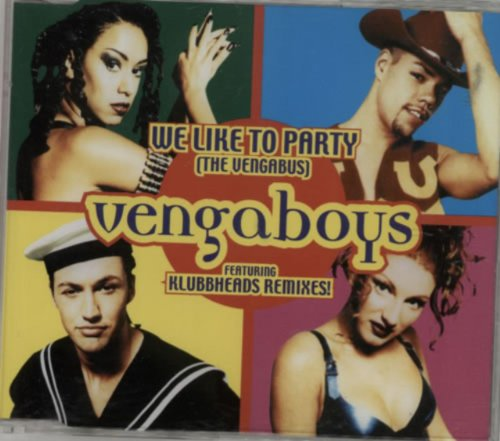 Vengaboys - We Like To Party/up & Down - Zortam Music