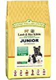 James Wellbeloved Junior Lamb and Rice Kibble 7.5 kg