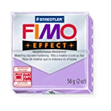 Staedtler Fimo Effect 8020-605 Oven Hardening Modelling Clay 56g - Lilac