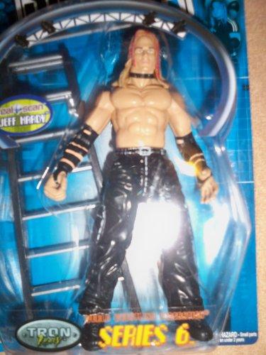 Buy Low Price Jakks Pacific Jeff Hardy Wrestling Figure! Smack Down! Series 6 (B0051AN6O6)