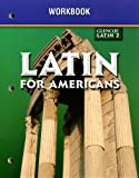 img - for Glencoe Latin 2 Latin for Americans Workbook book / textbook / text book