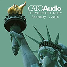 CatoAudio, February 2016 Speech by Caleb Brown Narrated by Caleb Brown