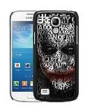 Samsung Galaxy S4 Mini i9190 The Joker Case Cover & Screen Protector - BK31