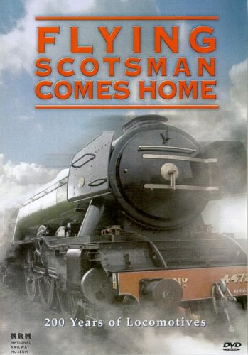 Flying Scotsman Comes Home [DVD]