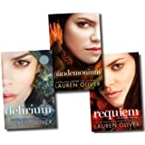 Delirium Trilogy Collection Lauren Oliver 3 Books Set (Delirium, Pandemonium,...