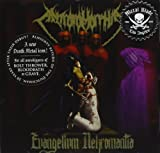Evangelivm Nekromantia Import Edition by Antropomorphia (2012) Audio CD