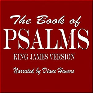 The Book of Psalms: King James Version Audiobook