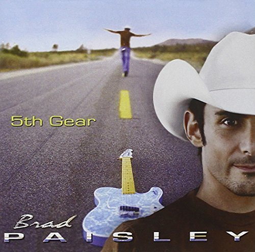 5th Gear by Sony Legacy (2007-06-19) (Brad Paisley 5th Gear compare prices)