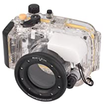 Waterproof Underwater Housing Case for Camera Sony Cyber-shot DSC-RX100 LF208